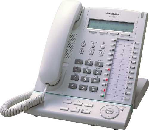 tb tech 7600 series system phones rh tb tech com Panasonic KX-T7633 Hang panasonic kx-t7633-b user manual